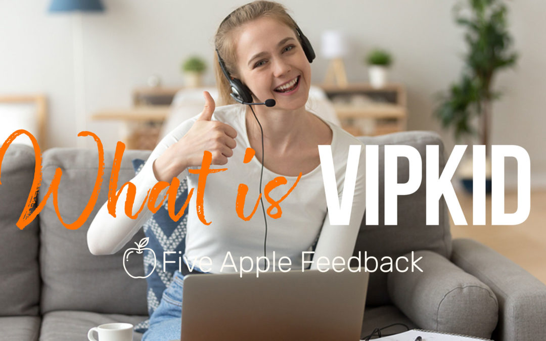 A happy VIPKid teacher